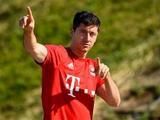 Роберт Левандовски: «Думаю о том, чтобы закончить карьеру в «Баварии»