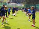 «Динамо» в Австрии: волейбол в выходной и снова двухразовые тренировки