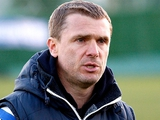 Сергей Ребров: «От своих игроков требую бить по воротам при первой возможности»