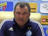 Вадим Евтушенко: «Жаль, что «Динамо-2» преследует какой-то злой рок...» (ВИДЕО)