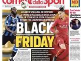 Ромелу Лукаку: «Черная пятница» — самый тупой заголовок из всех, что я видел!» (ФОТО)