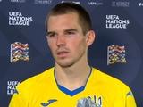 Богдан Михайличенко: «Тяжелая игра, без мяча бегали...»
