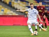 Виктор Цыганков вышел на второе место в рейтинге пенальтистов «Динамо» в чемпионате Украины