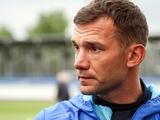 Андрей Шевченко: «Я думаю, у Луческу тоже достаточно проблем»