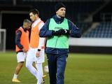 Андрей Шевченко: «Знали бы, как все сложится, взяли бы еще игроков из молодежной сборной»