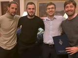 Подписание контракта Франа Соля с «Динамо»: подробности