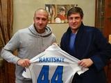 Ракицкий приехал в гости к Селезневу (ФОТО)