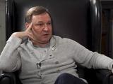 Юрий Калитвинцев: «Не согласен, что «Шахтер» на первом месте в УПЛ из-за того, что богаче «Динамо»