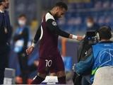 Неймар получил травму в матче против «Башакшехира»