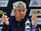 «Шахтер» — «Динамо» — 0:1. Послематчевая пресс-конференция. Луческу: «Команда полностью выполнила установку на игру»