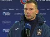 Андрей Шевченко: «Лунин провел хорошую, уверенную игру»