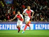 «Монако» — «Боруссия» Д — 3:1. Обзор матча. «Шмели» вылетели из Лиги чемпионов