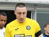 Вратарь «Олимпика» Заури Махарадзе получил вызов в сборную Грузии