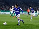 «Шальке» Коноплянки вылетел из Кубка Германии