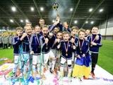 «Динамо» (U-10) победило на турнире Ateitis Cup, обыграв «Ювентус»