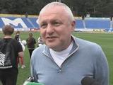 Игорь Суркис: «Мы стараемся сделать украинскую команду»