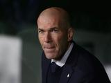 Зидан — о поражении от «Бетиса»: «Это был худший матч «Реала» в сезоне»