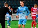 Артем Фаворов забил очередной гол в чемпионате Венгрии
