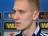 Лукаш Теодорчик: «Надеюсь, что не разочаровал тренера»