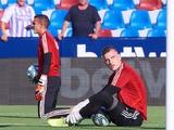 Андрей Лунин попал в сборную разочарований первого круга чемпионата Испании