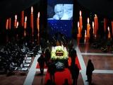 На НСК «Олимпийский» прошло прощание с Михаилом Давыдовичем Суркисом (ФОТО)