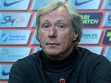 «Шахтер» — «Динамо» — 1:0. Пресс-конференция. Алексей Михайличенко: «Пока есть шансы, мы будем бороться!» (ВИДЕО)