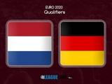 Нидерланды vs Германия. Уроки тренерского мастерства.