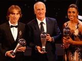 Дидье Дешам — лучший тренер года по версии ФИФА. Все победители ежегодной номинации
