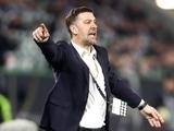 Младен Крстаич: «Украина показала, что с Португалией можно успешно играть на результат»