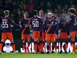 Зинченко вернулся в состав «Манчестер Сити» и поучаствовал в голевой атаке (ВИДЕО)