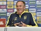 У Александра Петракова уже есть четверо «любимчиков» в сборной Украины