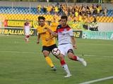 «Александрия» — «Арсенал-Киев» — 1:0. После матча. Шаран: «В таких матчах самые напряженные — последние минуты»