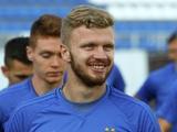 Полузащитник киевского «Динамо» тренируется с БАТЭ