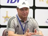 Юрий Вернидуб: «После этих слов тренера «Динамо» мне не нужно было настраивать команду»