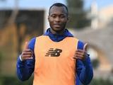 Ибрагим Каргбо: «На данный момент мне нужно две-три игры, чтобы вернуть оптимальную форму»