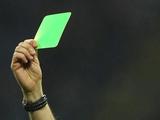 На чемпионате мира среди непризнанных сборных вынесено новое наказание — зеленая карточка