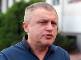 Игорь Суркис: «Оставить «Шахтер» без мяча — дорогого стоит»