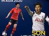 Сон Хын Мин стал лучшим игроком Азии 2020 года