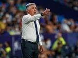 Карло Анчелотти — о сенсационном поражении «Реала» от «Шерифа»