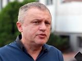 Игорь Суркис: «Уверен, что Ребров на правильном пути»