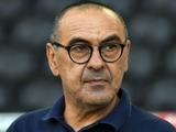 Официально. Сарри — новый главный тренер «Лацио»