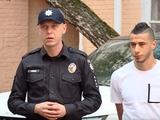 Полиция вернула похищенный год назад Range Rover Юнесу Беланде (ФОТО, ВИДЕО)