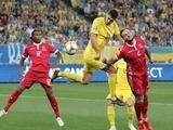 Украина — Люксембург — 1:0. Новые армяне