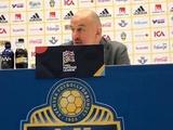 Черчесов: «Россия провела хороший чемпионат мира и неплохо сыграла в Лиге наций»