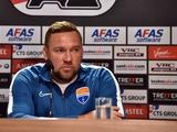 Александр Бабич: «Не переживаем по поводу того, что матч состоится на искусственном покрытии»
