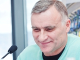 Виктор Хлус: «В мое время новички «Динамо» едва доползали в раздевалку»