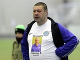 Александр Рыкун: «У Кучеревского под рукой оказалась ваза, но он вовремя взял себя в руки»