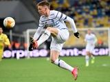 Лидер «Динамо» приступил к беговой работе после травмы