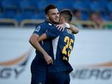 Булеца забил в дебютном матче УПЛ, на счету Супряги результативный пас и гол (ВИДЕО)
