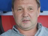 Игорь Суркис поздравил Юрия Калитвинцева с 50-летием